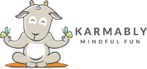 Karmably Logo - Sideways Transparent 214x100